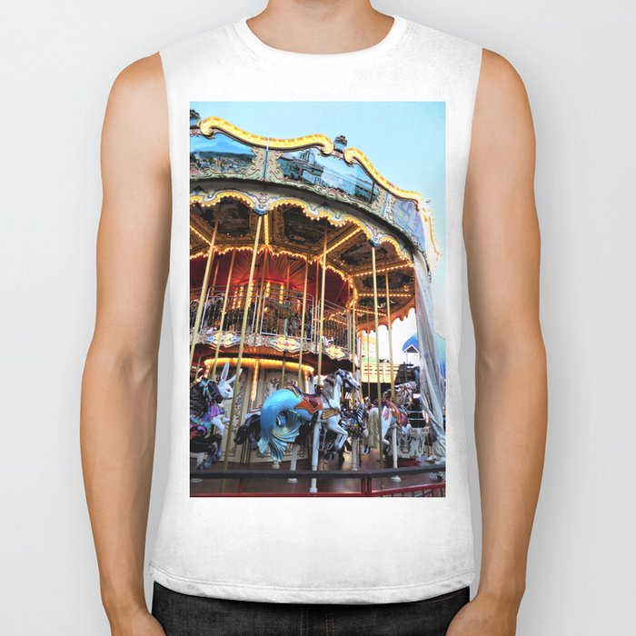 San Francisco Feels Pt.3 Biker Tank
