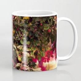 Johnny Appleseed Tree In Fall Coffee Mug