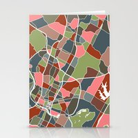 austin Stationery Cards featuring Austin Texas + by Studio Tesouro
