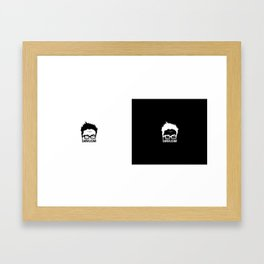 Dual Dawlism Framed Art Print