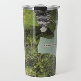 How do I help a friend who seems to be suicidal? Travel Mug