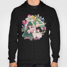 Flower Girls Hoody