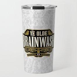 Ye Olde BRAINWASH Travel Mug