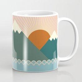 Oriental Coffee Mug