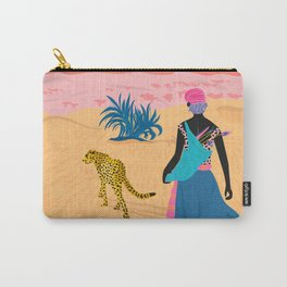 Desert_ Carry-All Pouch