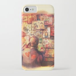 I Will Not Forget One Line of This - Doctor Who iPhone Case