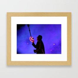 Bono 360 Chicago Framed Art Print