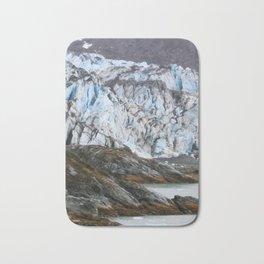 Glacier Bay National Park Alaska Wilderness Bath Mat
