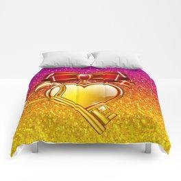 Open your heart Comforters