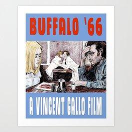 Buffalo '66 Art Print