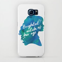 Brightest Witch of Her Age iPhone Case