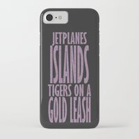 lorde iPhone & iPod Cases featuring Lorde Royals Lyrics by Ranofer