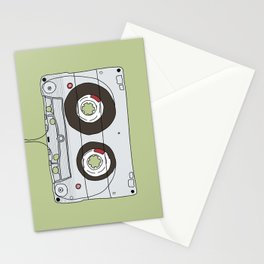 Analog Unravelled Stationery Cards