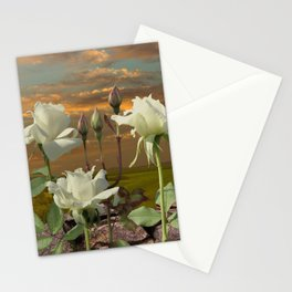 Flower of Light Stationery Cards