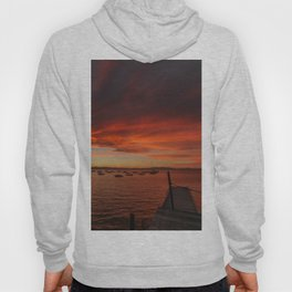 Lake Tahoe Sunset Hoody