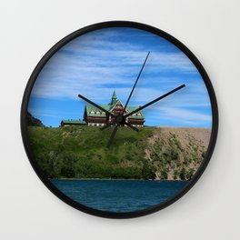 Prince of Wales Hotel Wall Clock
