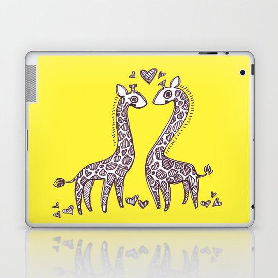 Love Spots Laptop & iPad Skin