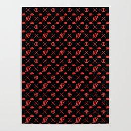 DP pattern Poster