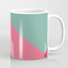 Abstract City Painting Coffee Mug