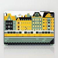 budapest iPad Cases featuring Budapest by koivo