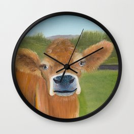 Ruthie Wall Clock