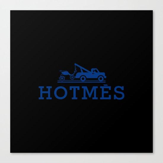 Hotmes Canvas Print