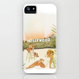San Francisco + Los Angeles iPhone Case