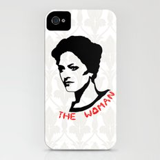 Irene Adler iPhone (4, 4s) Slim Case