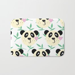 WWF Panda Donations Bath Mat