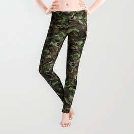 ARTiSTiC camo Leggings
