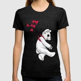 Swept Away Bear T-shirt