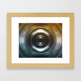 From Day to Night Framed Art Print
