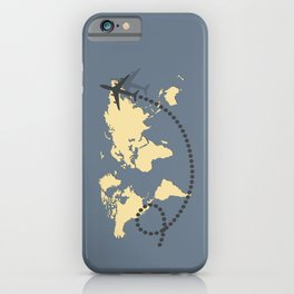 Let's travel 2 iPhone Case