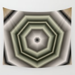 Polygon Auras in CMR 03 Wall Tapestry