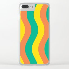 Sweet Potato Fries Clear iPhone Case