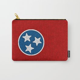 Fancy Flag:  Tennessee Carry-All Pouch
