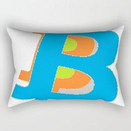 btc Rectangular Pillow