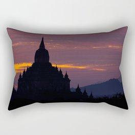 Bagan 5 Rectangular Pillow