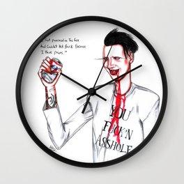 Manson Wall Clock