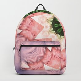 Mandala Star Backpack