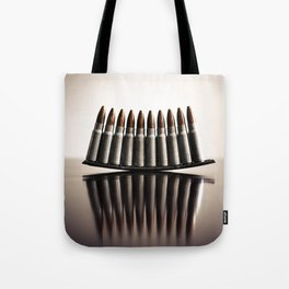 clipped Tote Bag