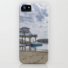 Fishing Haven. iPhone Case
