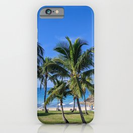 Tropical Beach in North Eleuthera, Bahamas #2 iPhone Case