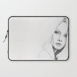 deer girl Laptop Sleeve
