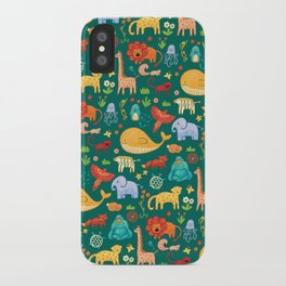 Animals iPhone Case