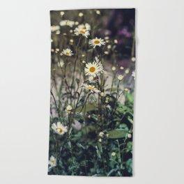 Daisy IV Beach Towel