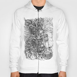 Witch Doctor Hoody