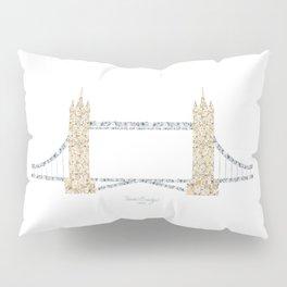 Tower Bridge Pillow Sham