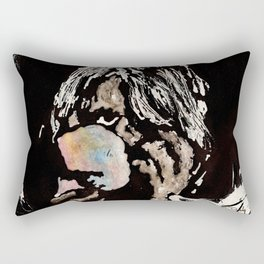 I'm The Most Terrific Liar You Ever Saw In Your Life. Rectangular Pillow