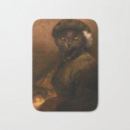 Rembrandt Owl Bath Mat